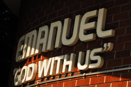Emanuel: God With Us
